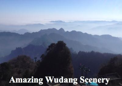 Amazig Wudang Scenery