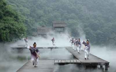 Wudang Mountain, China Photos