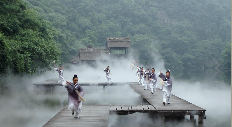 Wudang Mountain, China Photos