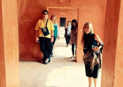 Tao Travel to India with Terry Hodgkinson