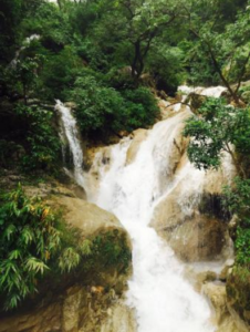 Neer Garh Waterfall Picture from Trip Advisor