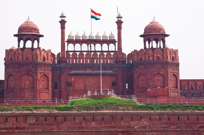 Red Fort, Delhi India